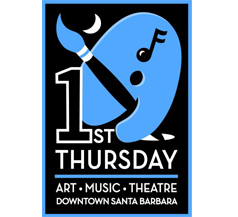 1st Thursday Santa Barbara Art Walk