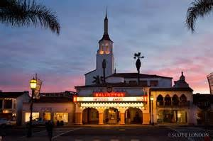 Arlington Theater, Santa Barbara, California