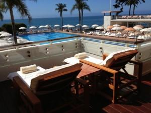 Coral Casino Beach & Cabana Club, Montecito, California