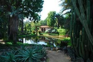 Lotusland Santa Barbara, California