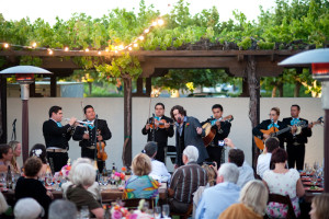 Out door music, Santa Barbara, California