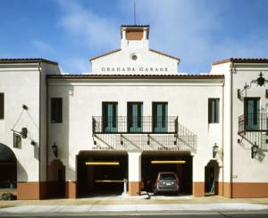 Parking Structures, Santa Barbara, California