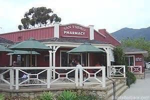 Santa Barbara Pharmacy, celebrity sighting Santa Barbara, California