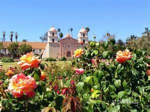 Picnic Santa Barbara Rose Garden