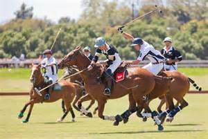 Polo, Santa Barbara, California