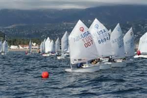 Sailing Santa Barbara California