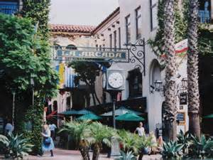 Shopping in Santa Barbara, California