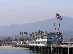 Santa Barbara Stern's Wharf