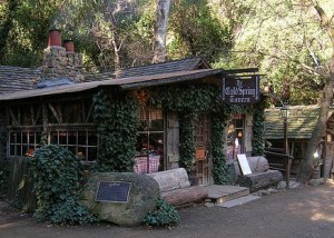 Cold Springs Tavern, Santa Barbara, California