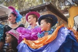Festivals in Oak Park, Santa Barbara, California