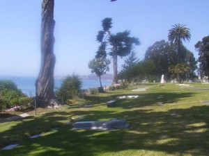 Cemetary, Santa Barbara, California