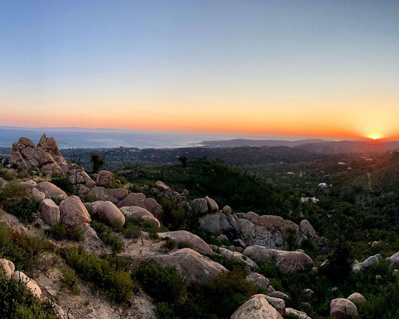 Saddlerock, Montecito